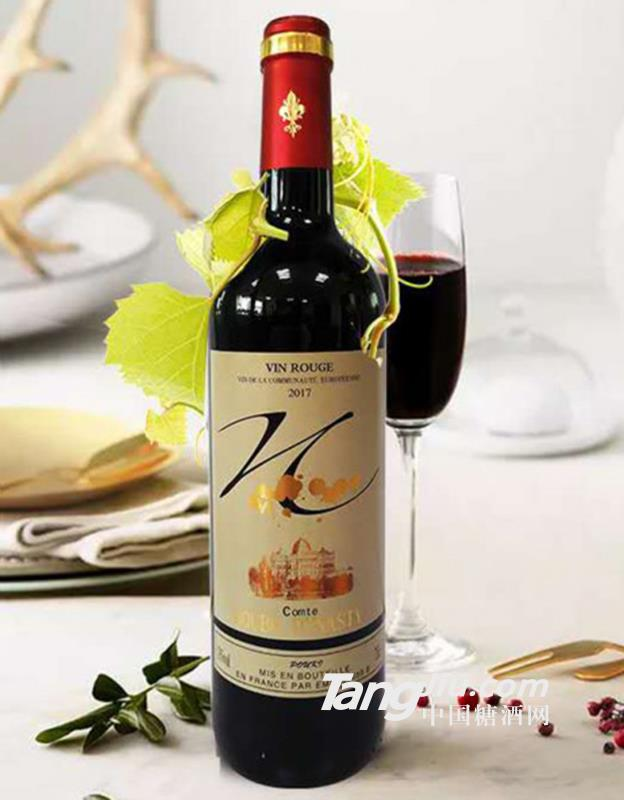 侯伯皇朝·伯爵干红葡萄酒