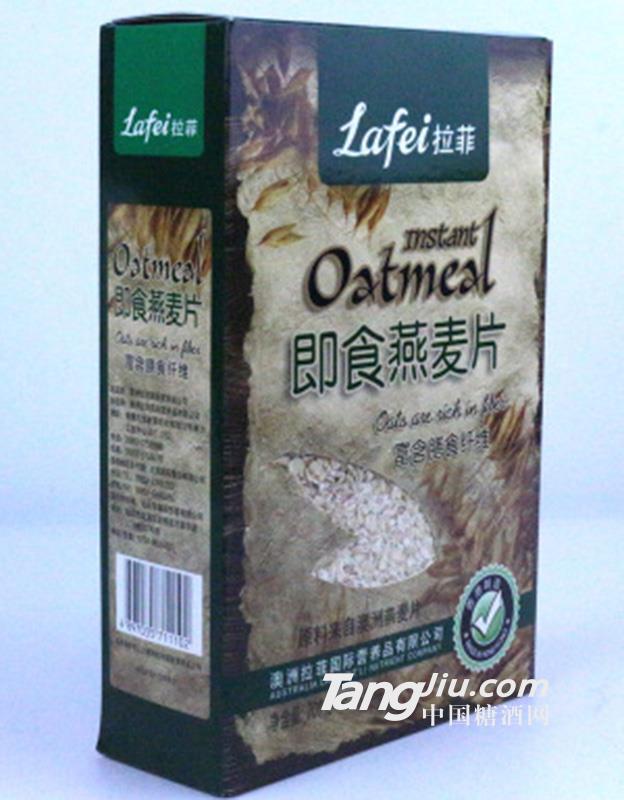 香港进口 拉菲即食燕麦片-700g