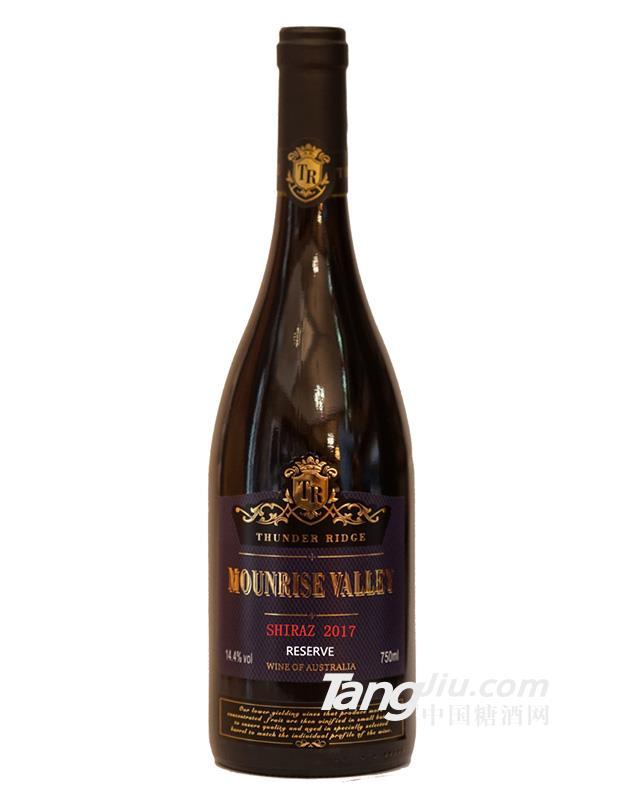 桑德慕斯山谷珍藏干红葡萄酒