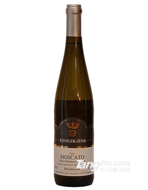 凯斯勒莫斯卡托甜白葡萄酒