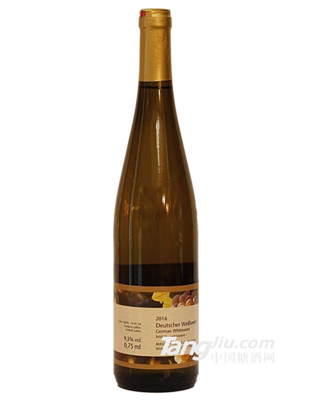 凯斯勒半甜白葡萄酒