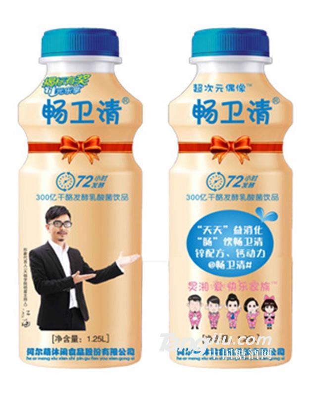 畅卫清-乳酸菌-1.25L