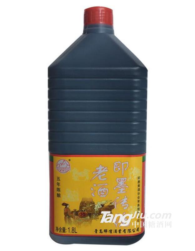小桶黄酒纯粮酿造1.8升