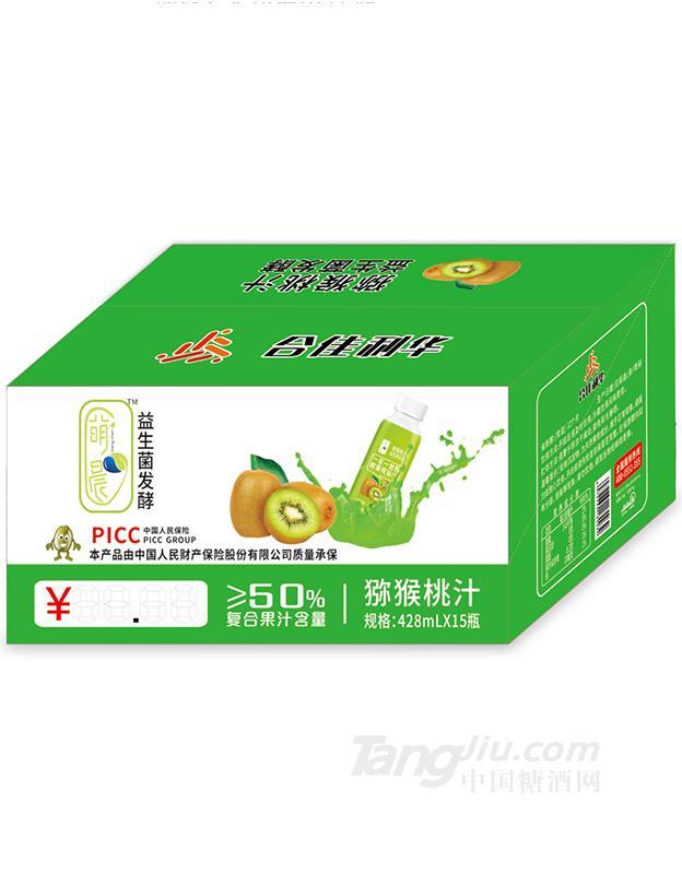 益生菌发酵猕猴桃汁428mlx15