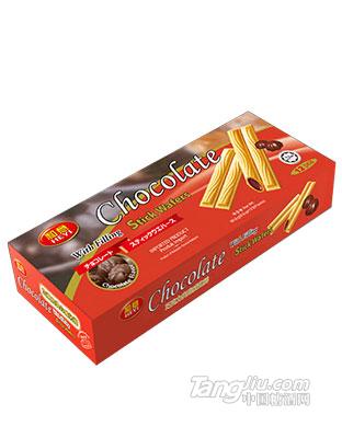 (和意)巧克力夹心威化棒-80g