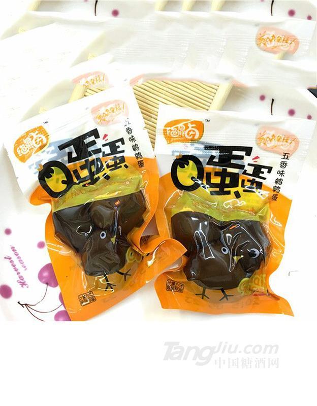 绝鼎卤 Q蛋蛋-五香味