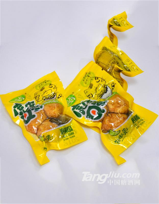 虎皮Q蛋-泡椒味
