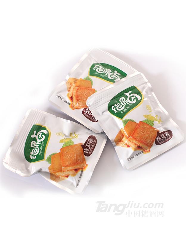 鱼豆腐-烧烤味