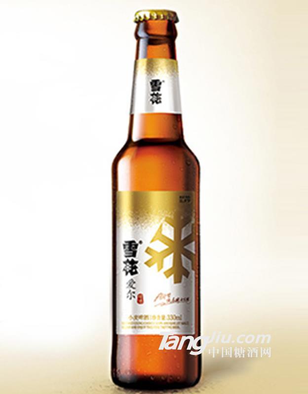 爱尔雪花啤酒
