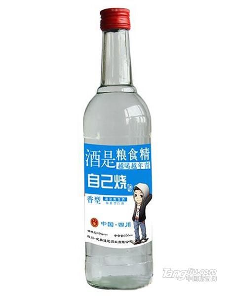 通途粮食型酒500mL