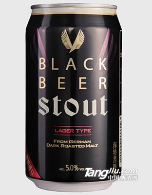 韩国海特黑啤酒355ml