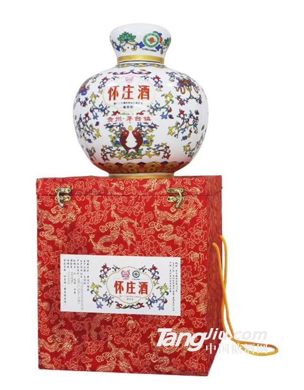 怀庄坛子酒