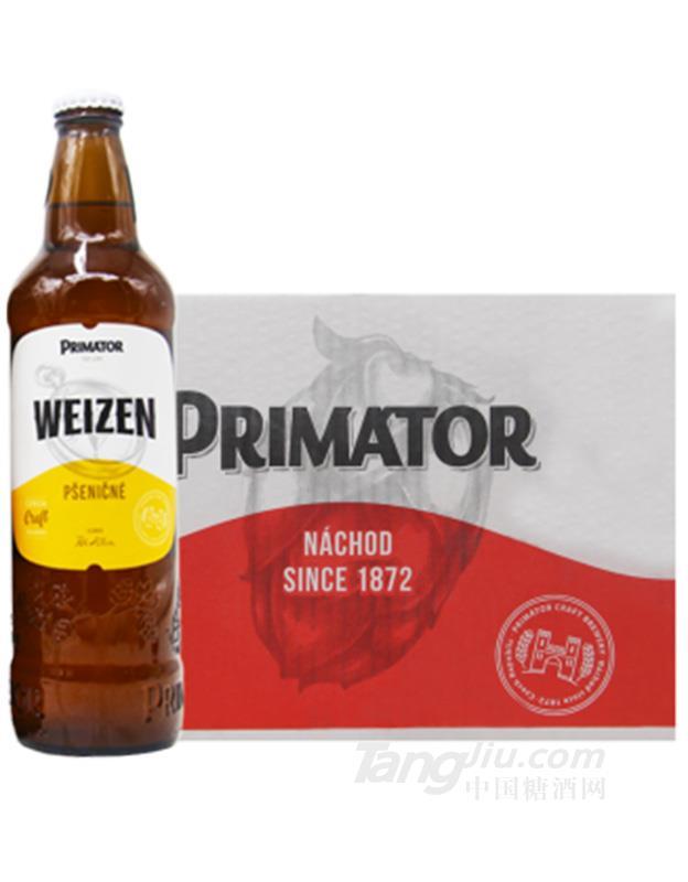 捷克皇家Primator小麦进口啤酒-500ML