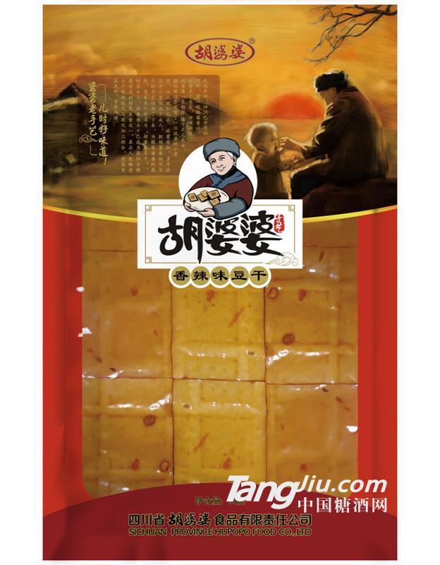 胡婆婆 香辣味豆干(90g)