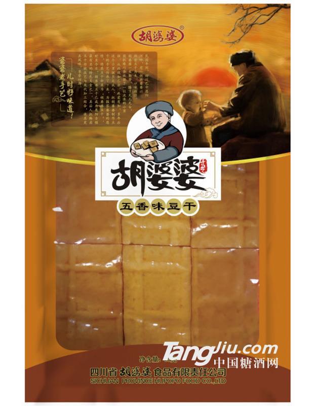 胡婆婆 五香味豆干(55g)