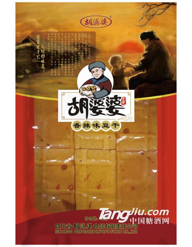 胡婆婆 香辣味豆干(55g)
