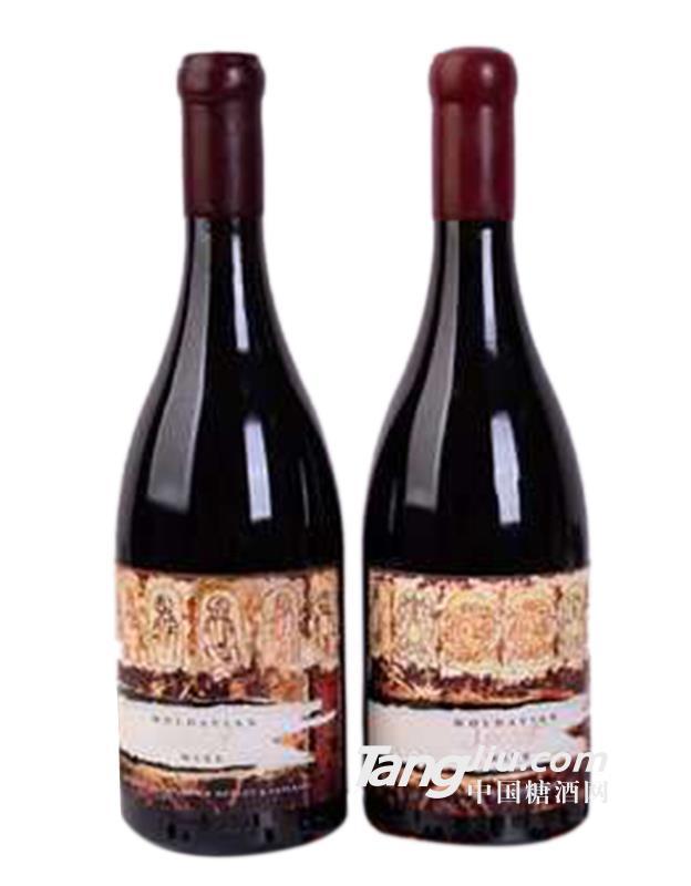 摩尔多瓦酒庄直供原装进口葡萄酒