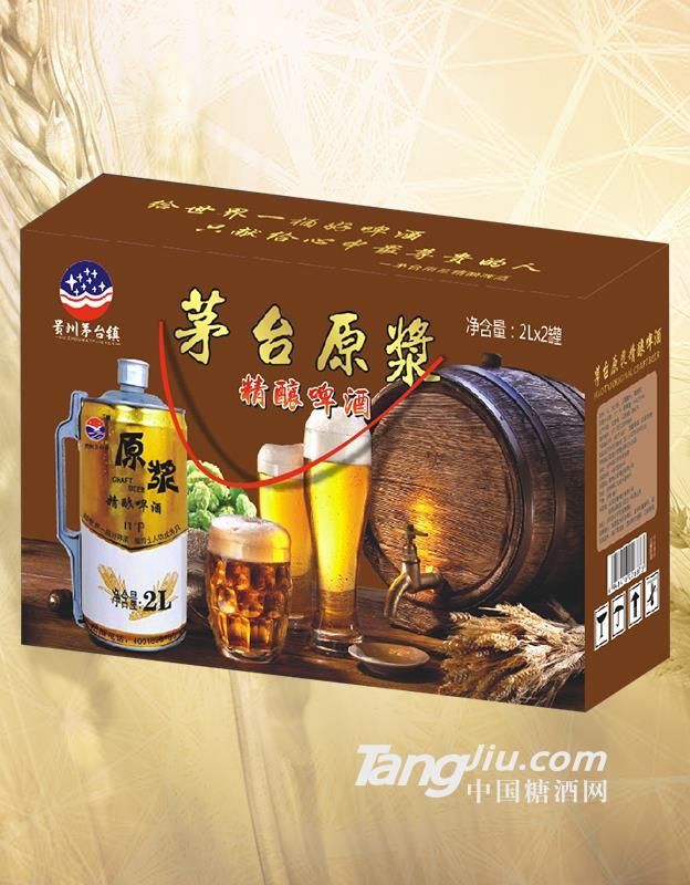 箱装 原浆精酿啤酒