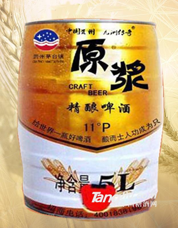 茅台原浆精酿啤酒-5L