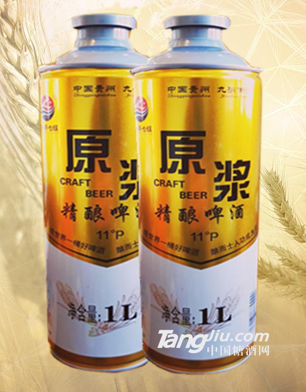 茅台原浆精酿啤酒1L