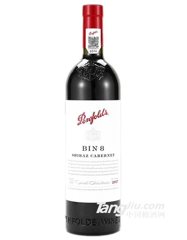 奔富8干红葡萄酒