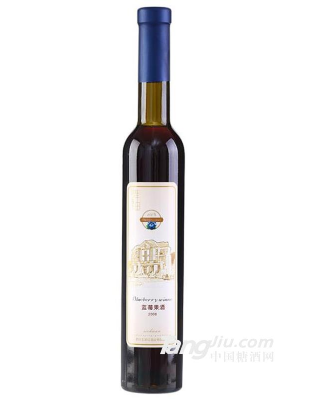 蓝莓果酒375ml