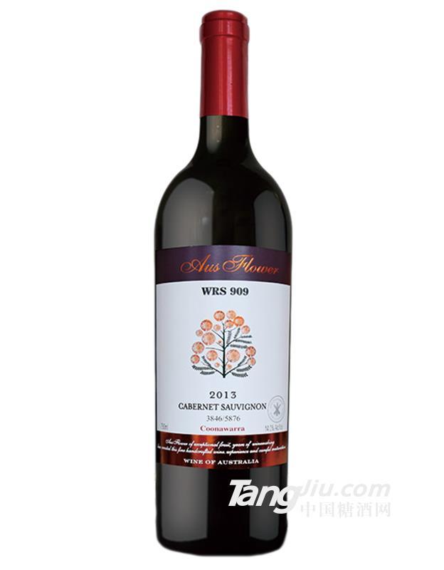 澳洲之花赤霞珠干红葡萄酒