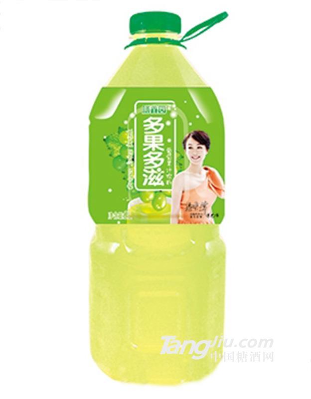 膳鑫园多果多滋葡萄汁2L