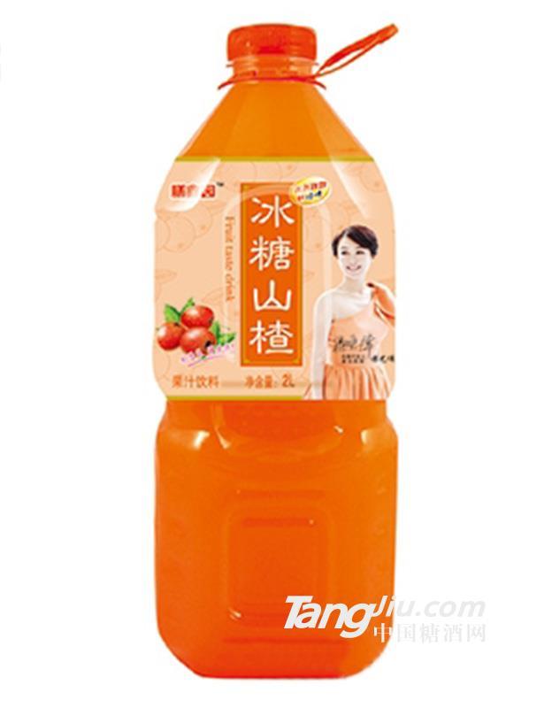 膳鑫园冰糖山楂汁2L