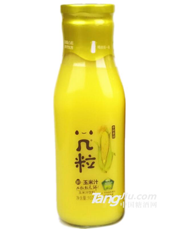 几粒NFC鲜玉米汁910ml