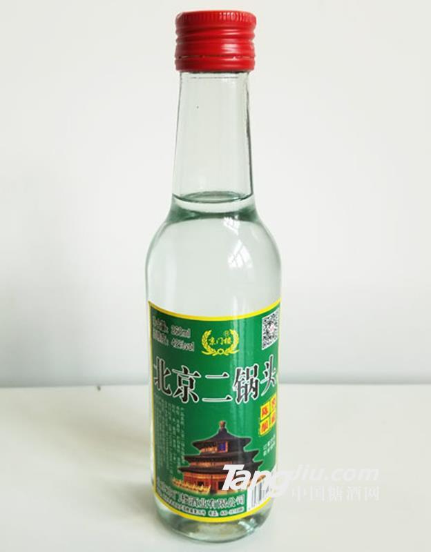 京门楼陈酿白酒42°260ml