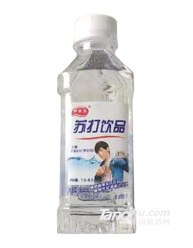 苏打水饮品