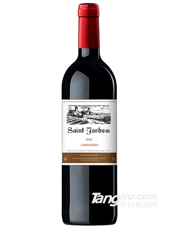 圣爵星朗格多克干红葡萄酒