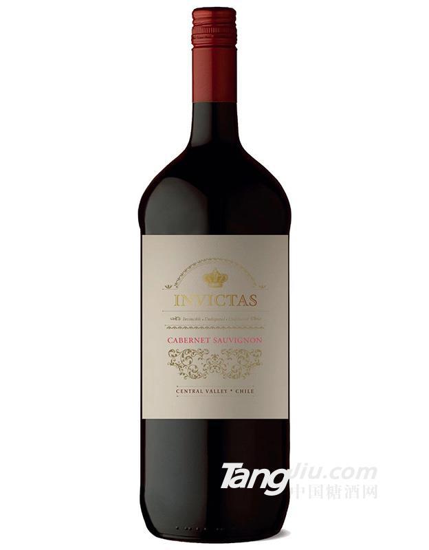 英威赤霞珠红葡萄酒1.5L