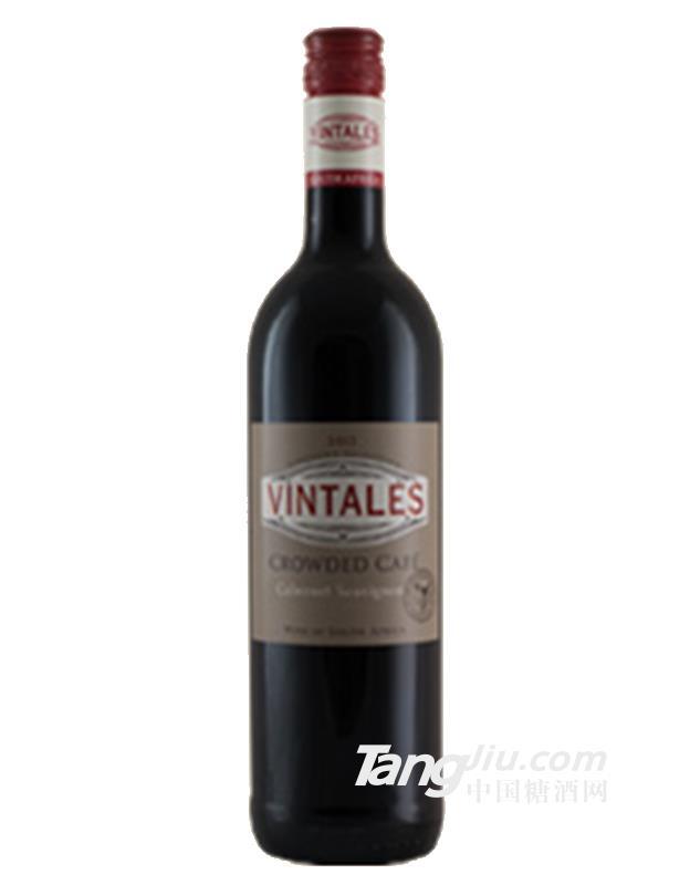 曼诗卡本纳苏维浓红葡萄酒-750ml