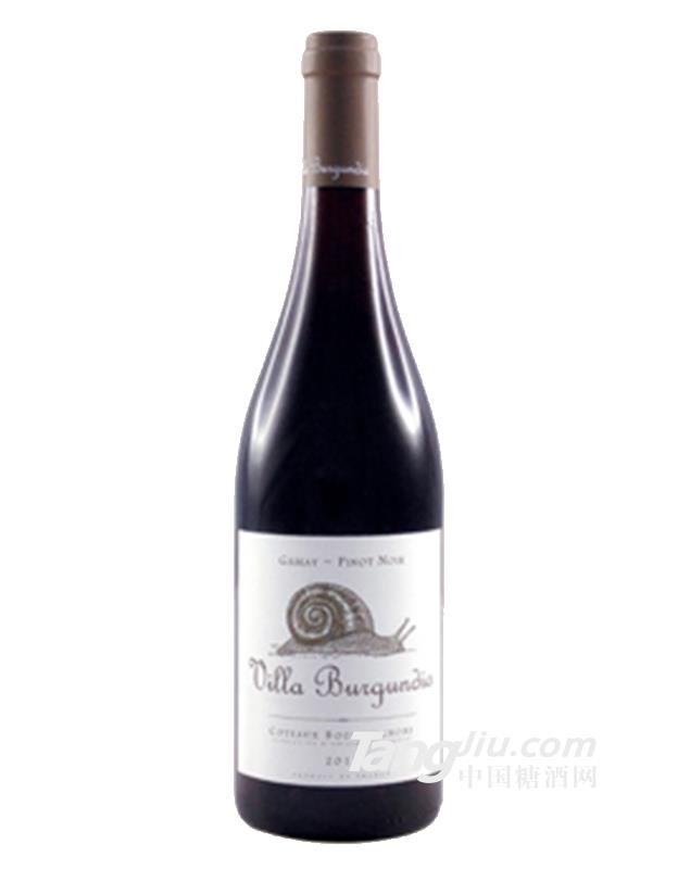 馥尔庄园勃艮第丘红葡萄酒-750ml
