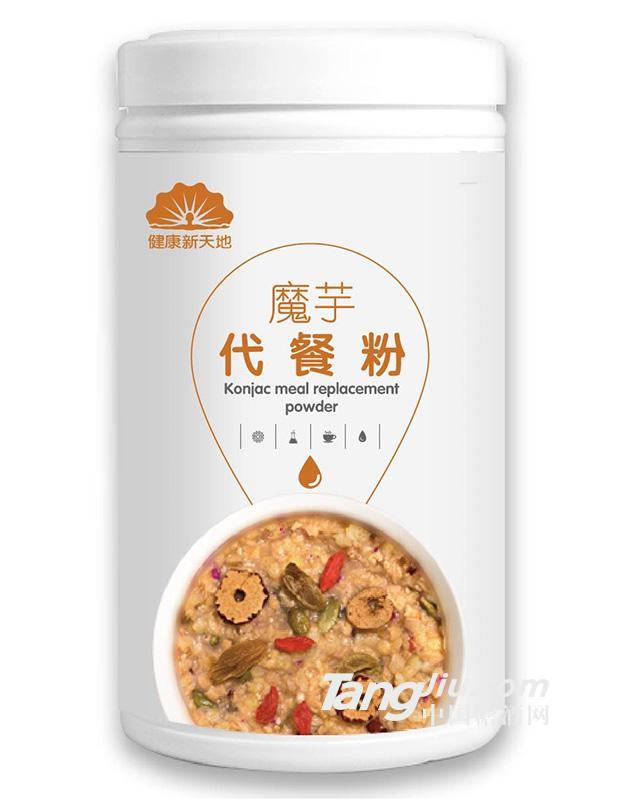 健康新天地-葛根魔芋绿豆代餐粉