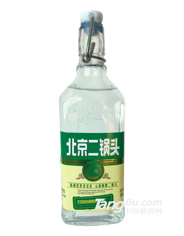 京峪-北京二锅头(绿标)500ml