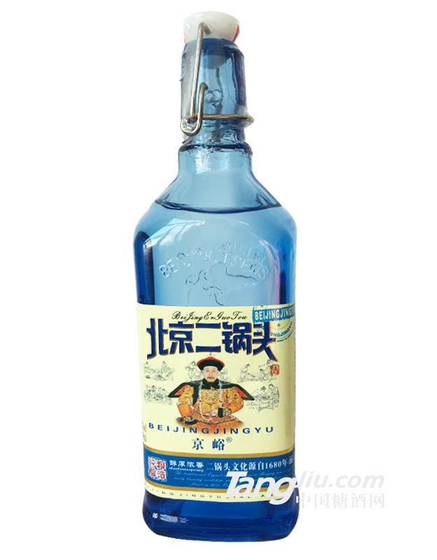 京峪-北京二锅头(蓝瓶)-500ml