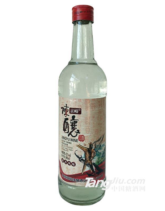 京峪--陈酿酒浓香风味--500ml