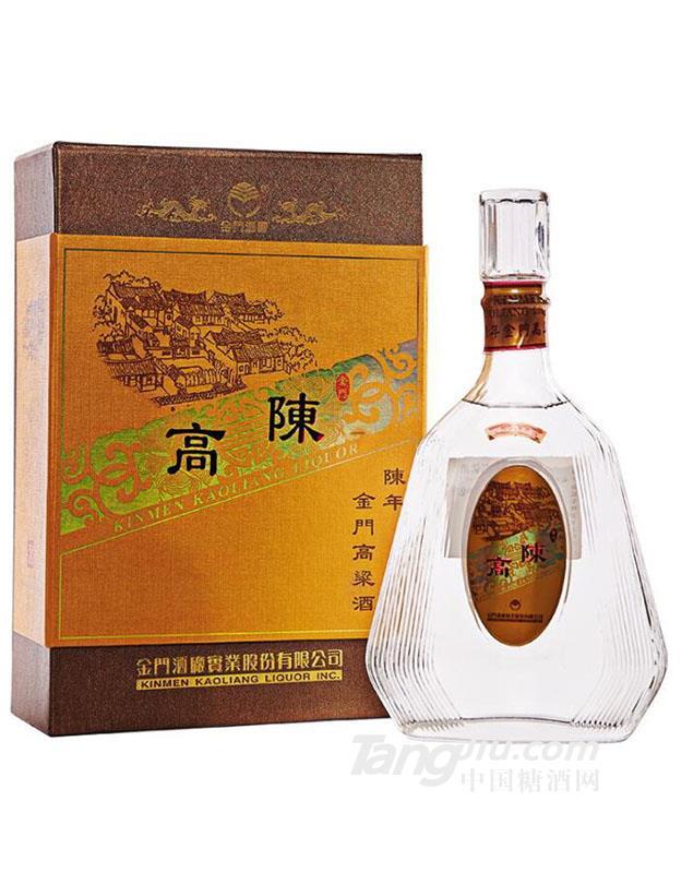 台湾原瓶进口金门高粱56度600ML