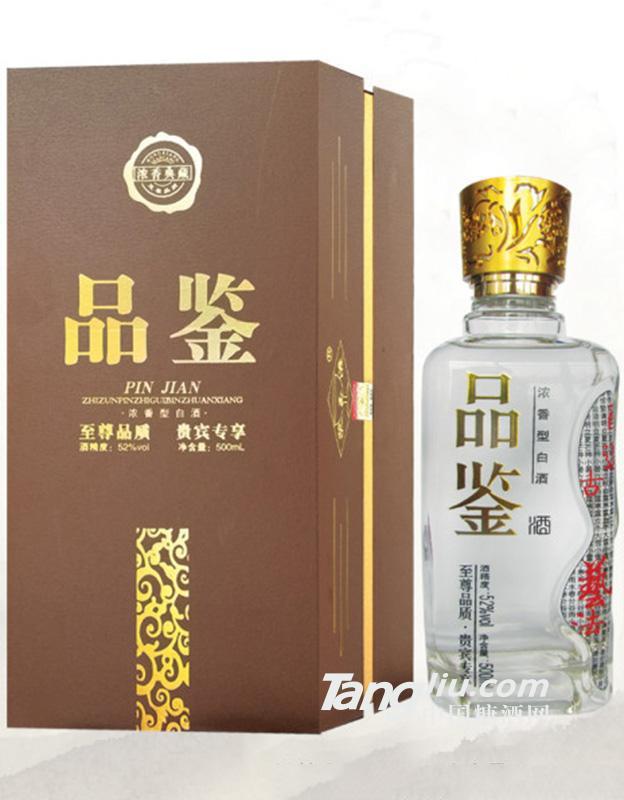 琼浆玉液品鉴酒500ml