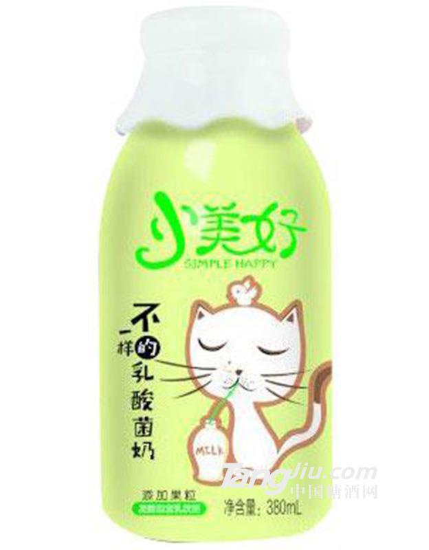 小美好乳酸菌奶380ml(黄)