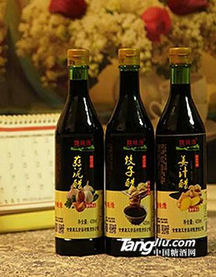 陇味缘 陈醋 蒜泥醋 420ml