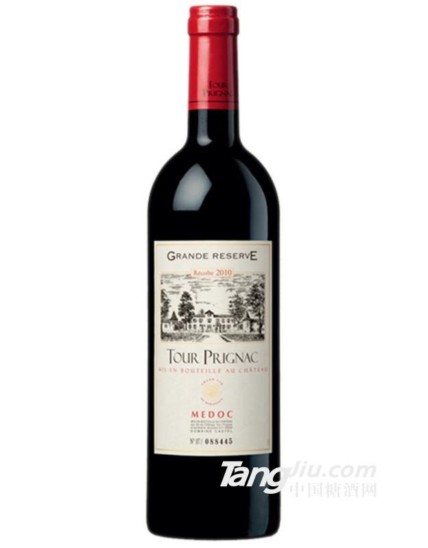 坡立曼珍藏干红葡萄酒