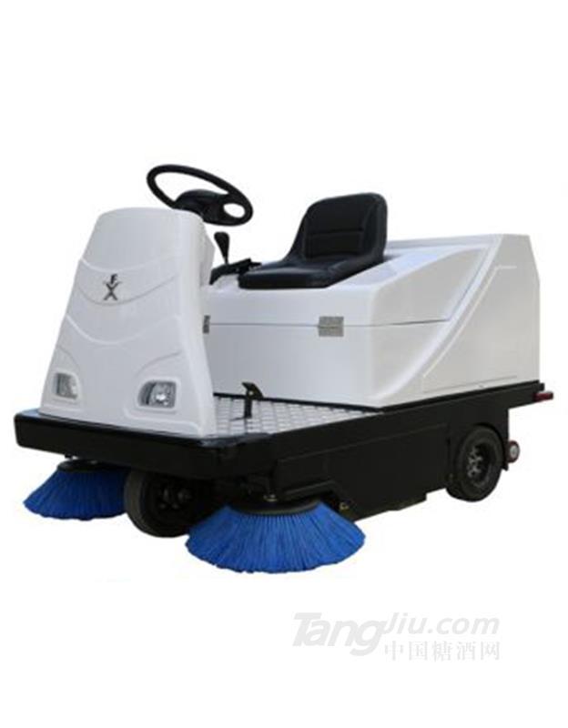 供应1500型电动吸尘清扫车环保设备