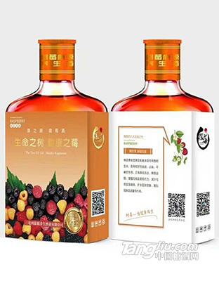 康之源-徽莓酒养生酒-400ml