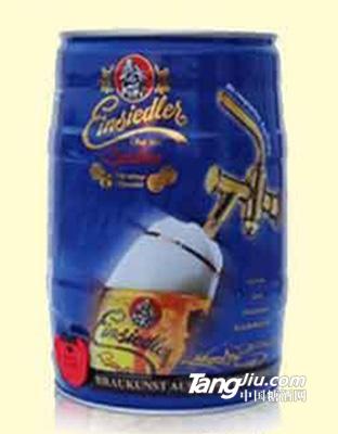 艾斯特黑啤酒5L桶装