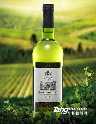 1878白葡萄酒 12度 750ml