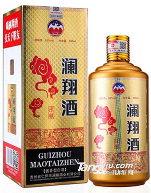 澜翔酒陈酿500ml